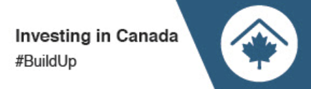 Build Up Canadian Government Logo