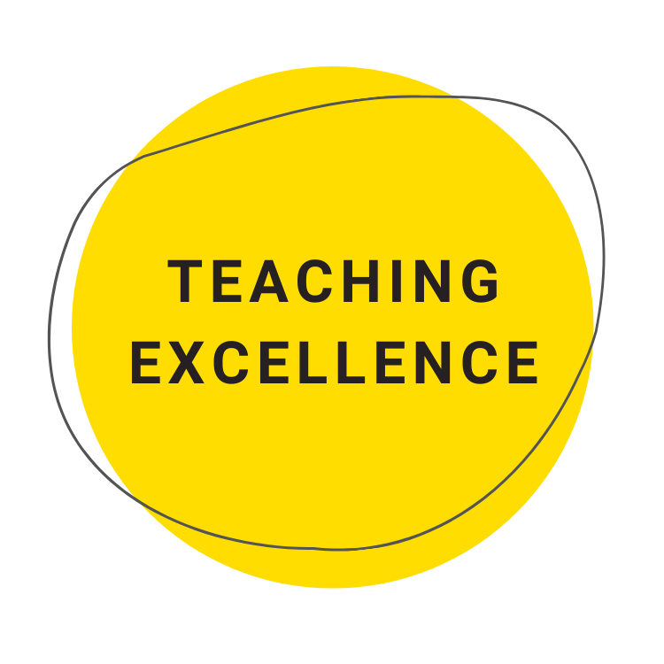 Logo for Teaching Excellence Priority
